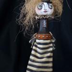 steampunk gourd girl