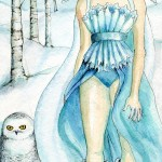 Snow Queen with Boots